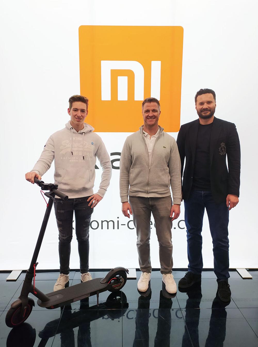 Xiaomi a Ralf Schumacher