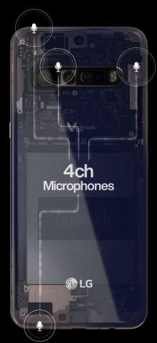 Telefon LG V60 ThinQ