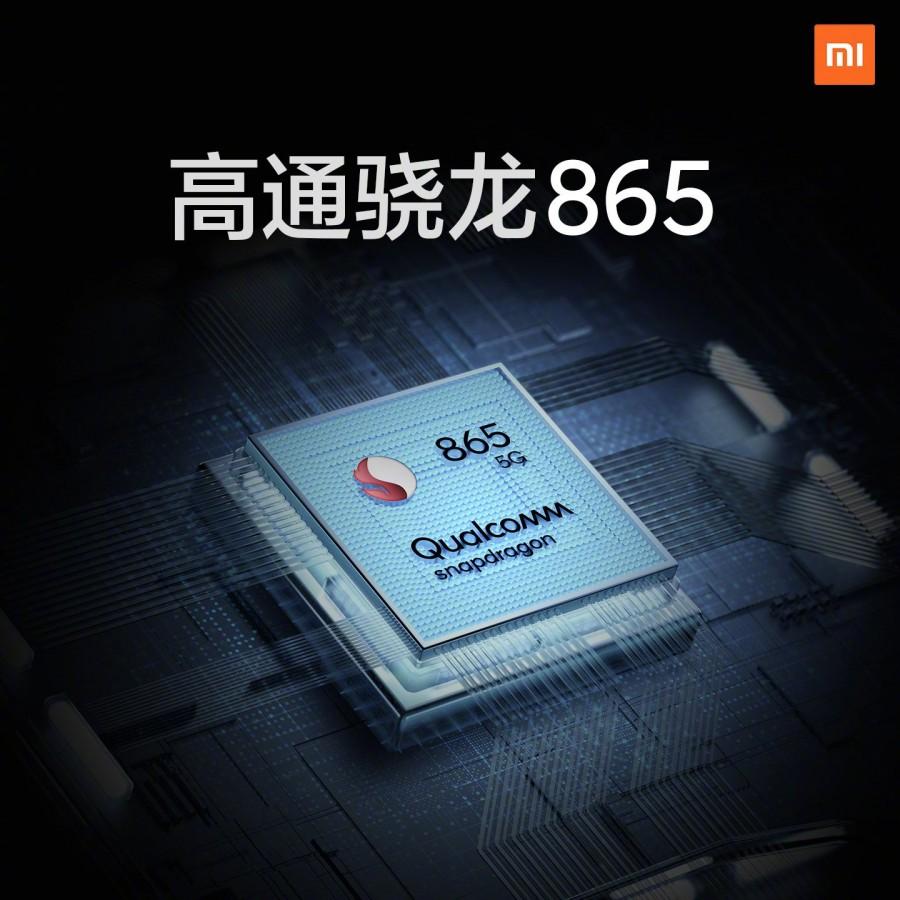 Xiaomi Mi 10 čip