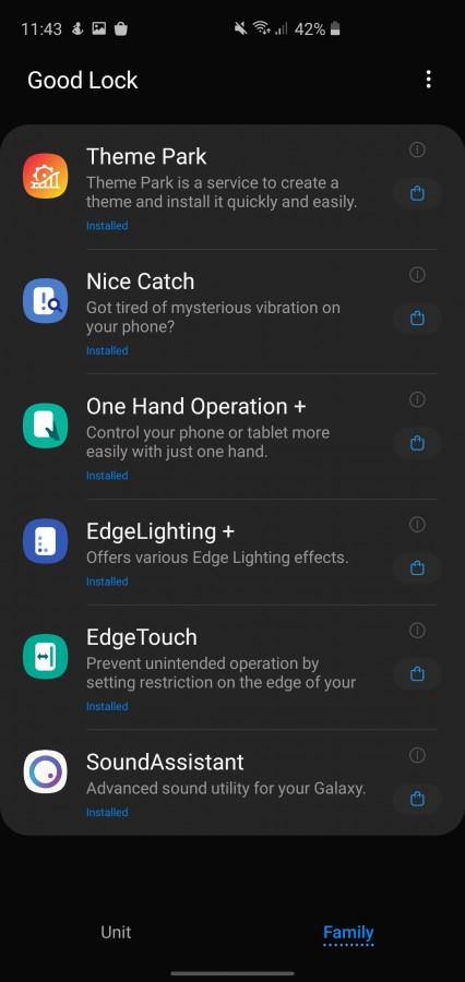 Samsung Goodlock