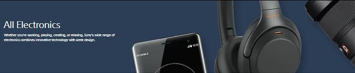 Sony telefony