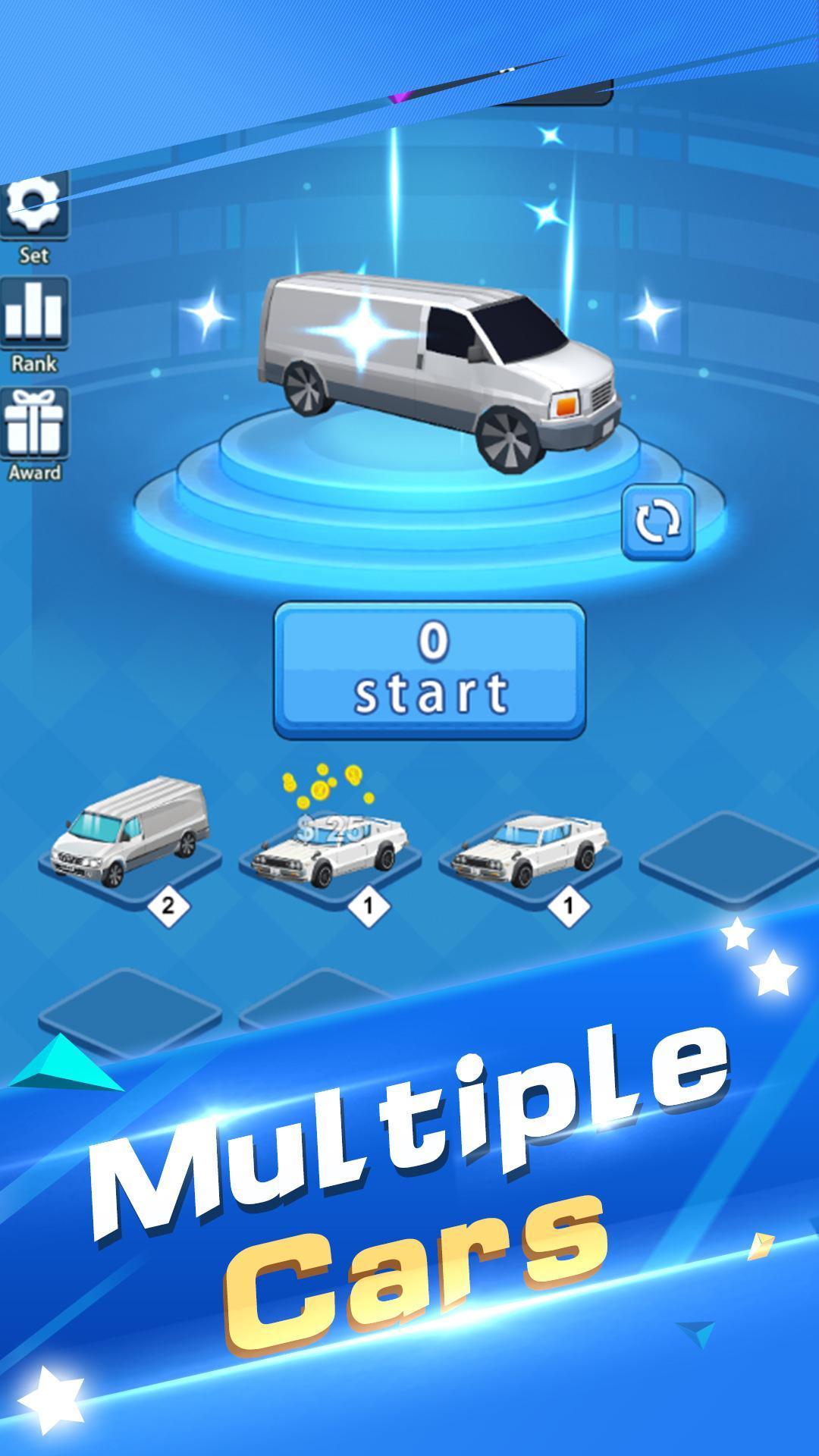 Hra na mobil City Drifting
