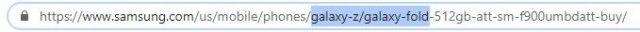 Schválení telefonu Galaxy Z