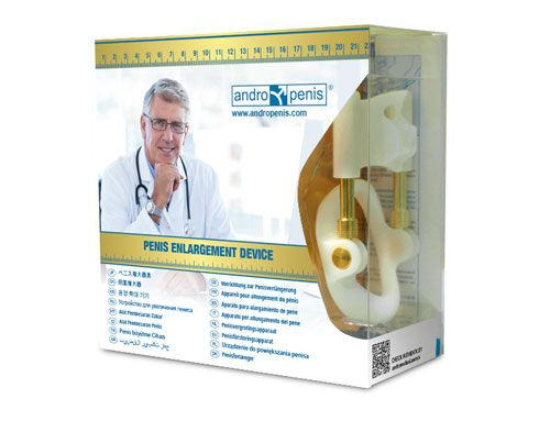 Andropenis Gold penis extender device,
