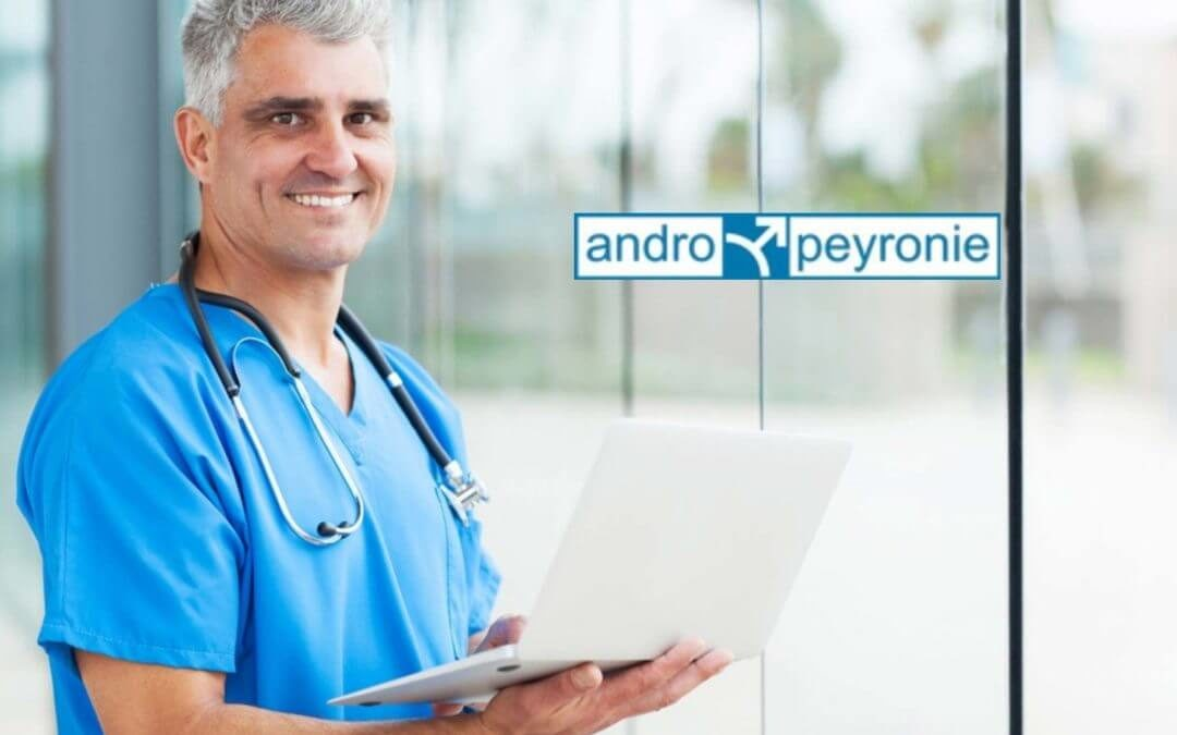 Andropeyronie penile traction thetapy extender peyronie's disease