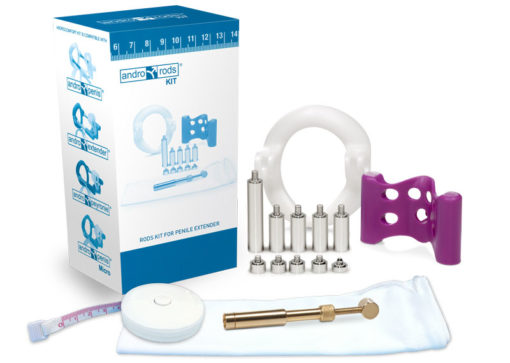 Androrods Kit, Extra components