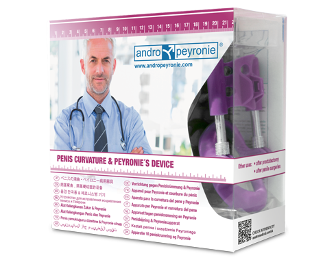 Andropeyronie, Peyronie´s Disease, penile traction