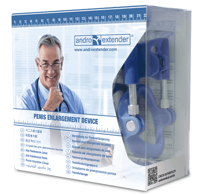 Androextender Penis Extender for Penis Enlargement, penile traction therapy