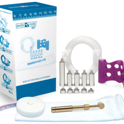 Andro kits complements penis extender