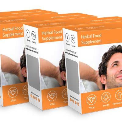 Androharma Anti-aging supplement