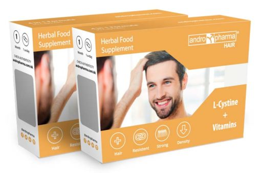 Androharma Hair loss supplement