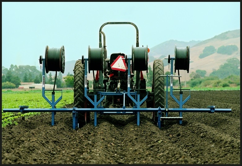 Andros Engineering Drip Tape Irrigation Systems And