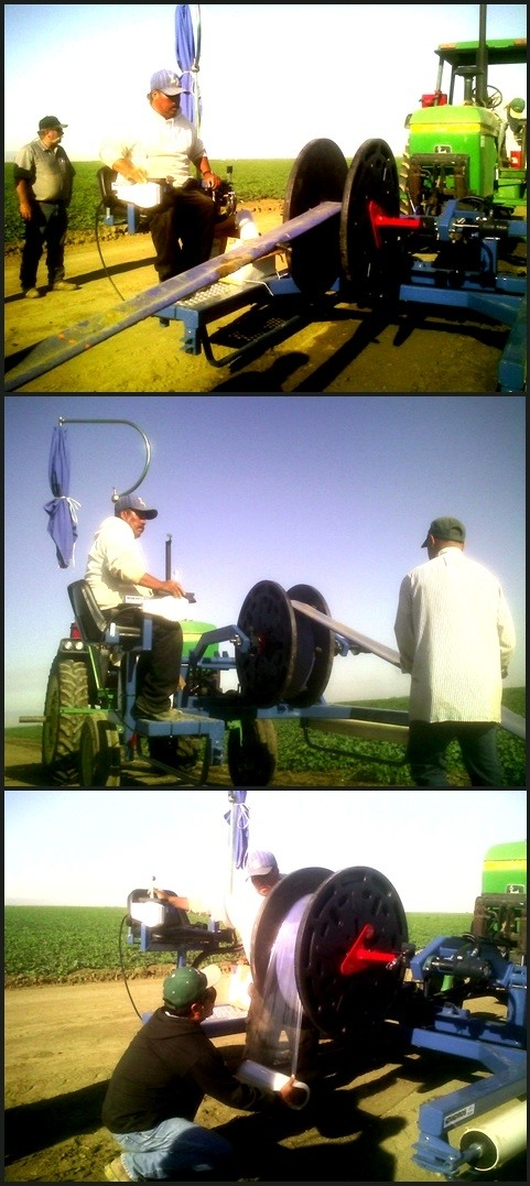 andros engineering drip tape irrigation systems and equipment