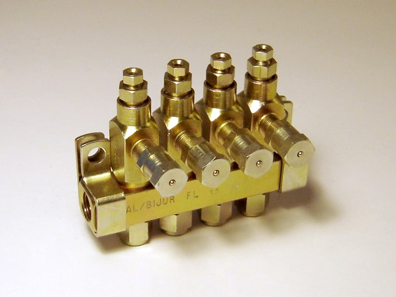 FL-30 Injectors for grease
