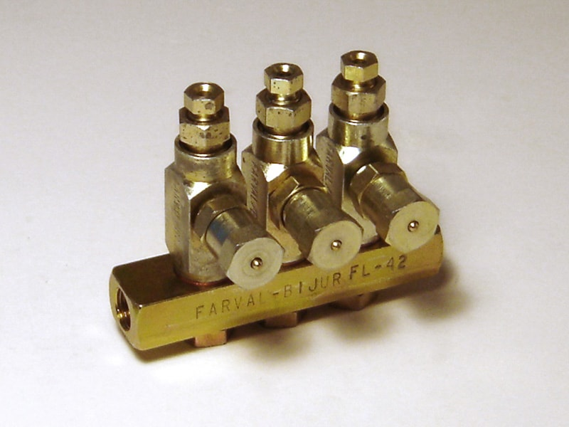 FL-40 Injectors for oil