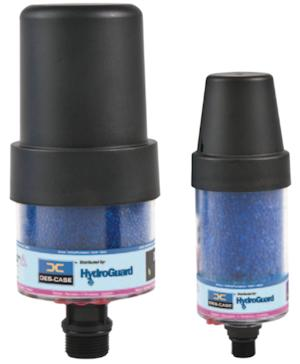 Des-Case Hydroguard Hybrid Breathers