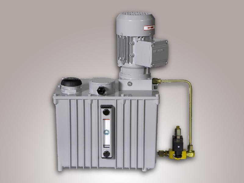 WS-E lubrication unit