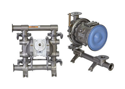 GRACO Food Diaphragm Pumps