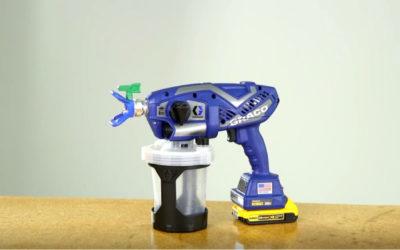 The World's Most Advanced Handheld Paint Sprayers