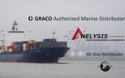 ANELYSIS: An Authorized GRACO Marine Distributor