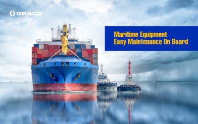 Check out the New GRACO Maritime Equipment Catalogue
