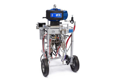 Graco XP Plural-Component Sprayers