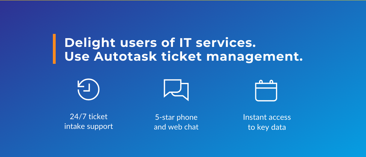Autotask integration with AnswerForce