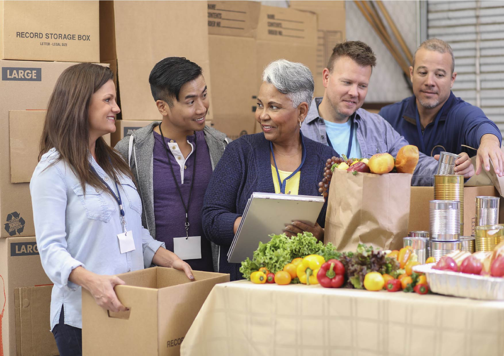 The Food Bank of Western Massachusetts joins the AnswerForce Giving Back program