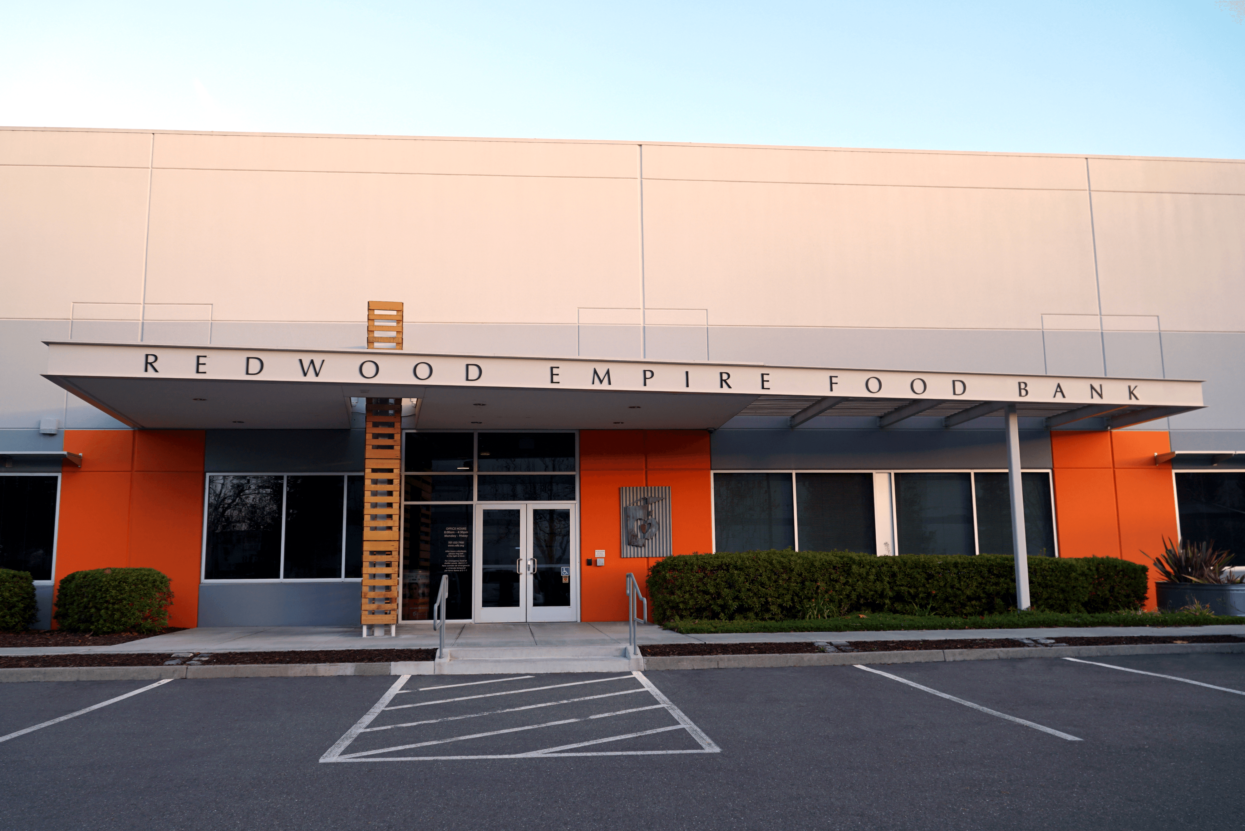 Redwood Empire Food Bank Partnership