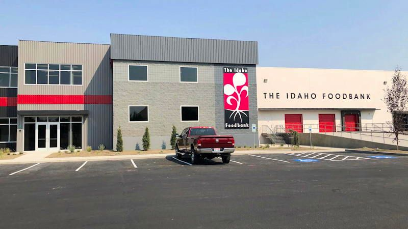 Food Bank of Idaho: dealing with year-round food insecurity