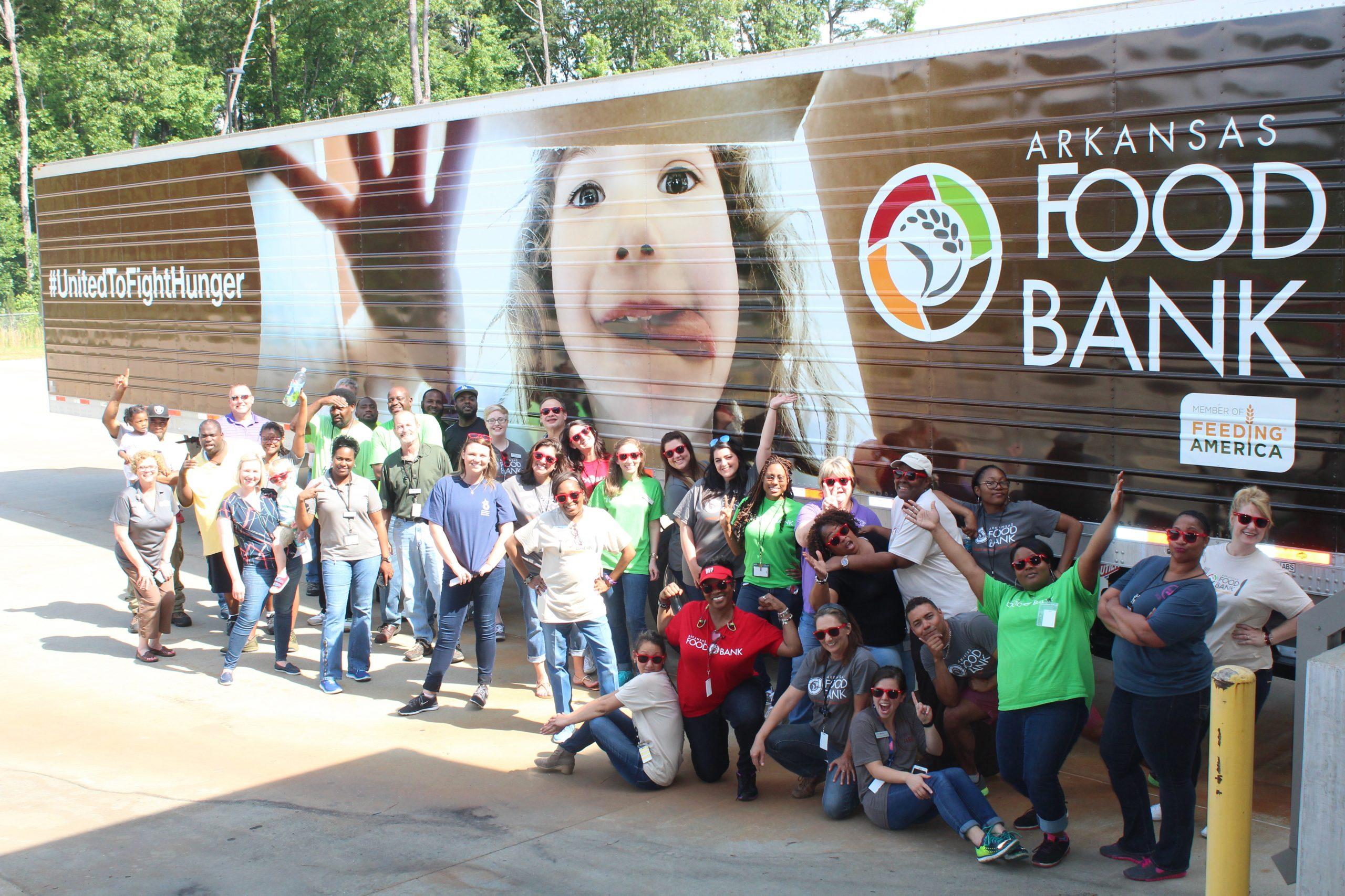 Food Bank of Arkansas: reducing food insecurity among children