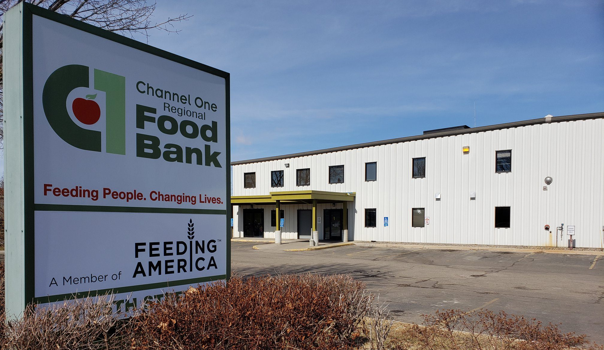 Channel One Regional Food Bank: providing hope to less-resourced areas