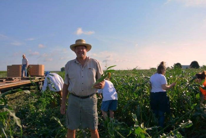 Rural food insecurity: helping the invisible, become visible