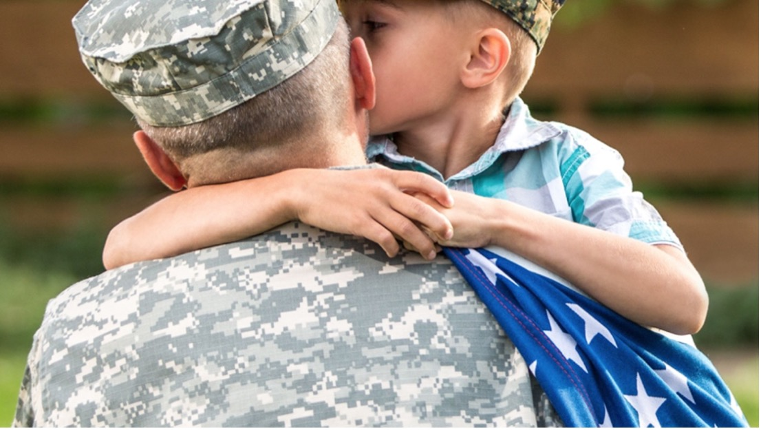 Providing nourishment and support to veterans