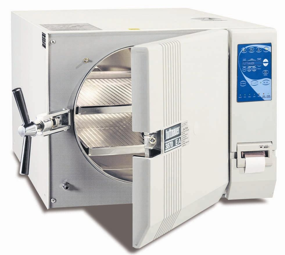Table-Top Autoclaves