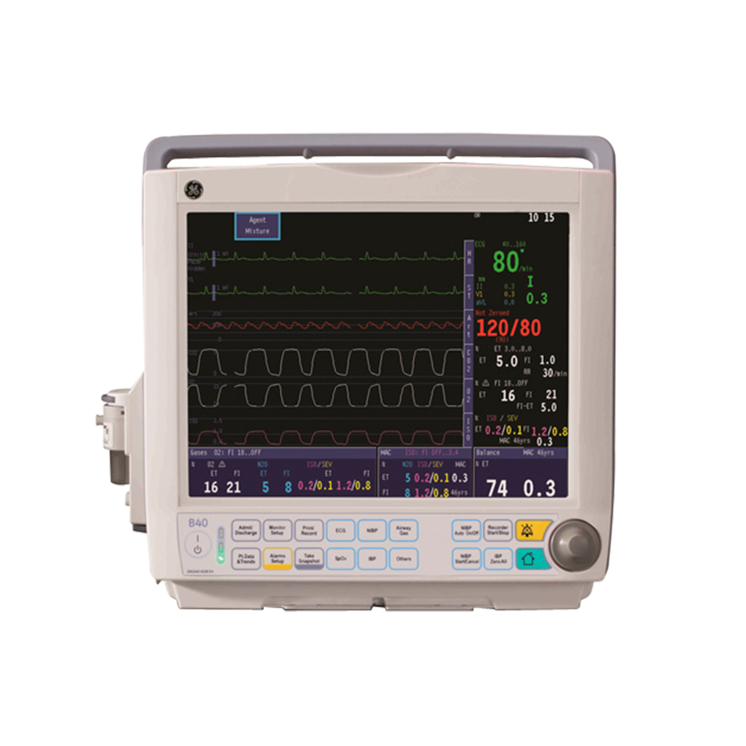 GE Procare B40 Patient Monitor