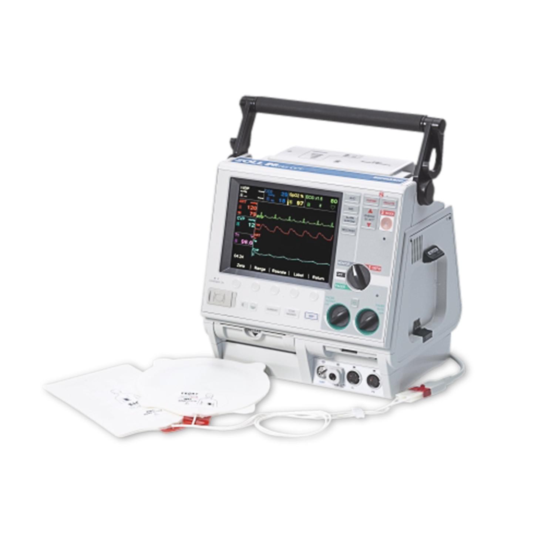 Zoll CCT Advisory Transport Defibrillator