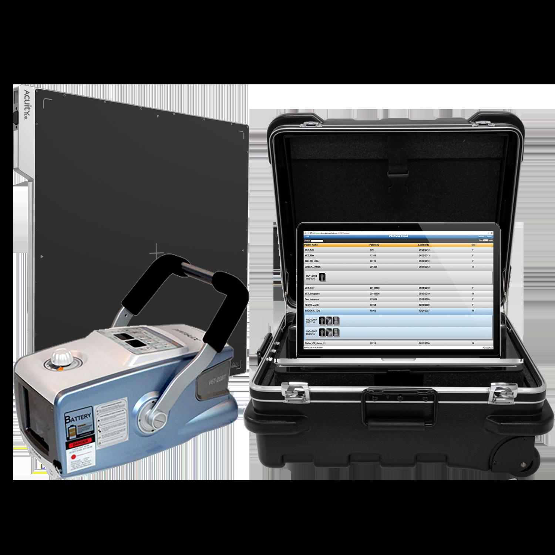 Avante Wireless X-Ray System