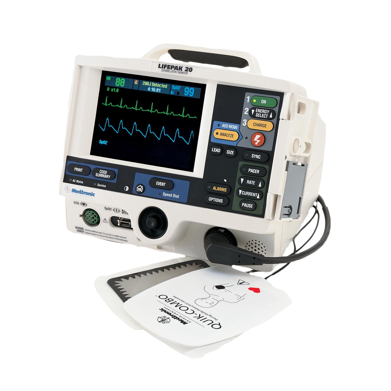 Lifepak 20 Medtronic Physio-Control