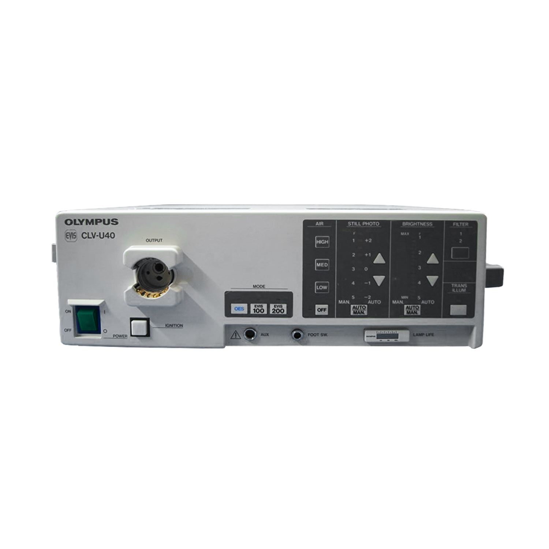 Olympus CLV-U40 300-Watt Xenon Light Source