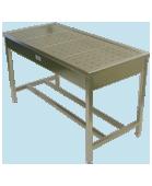 Non-Vented Necropsy Tables