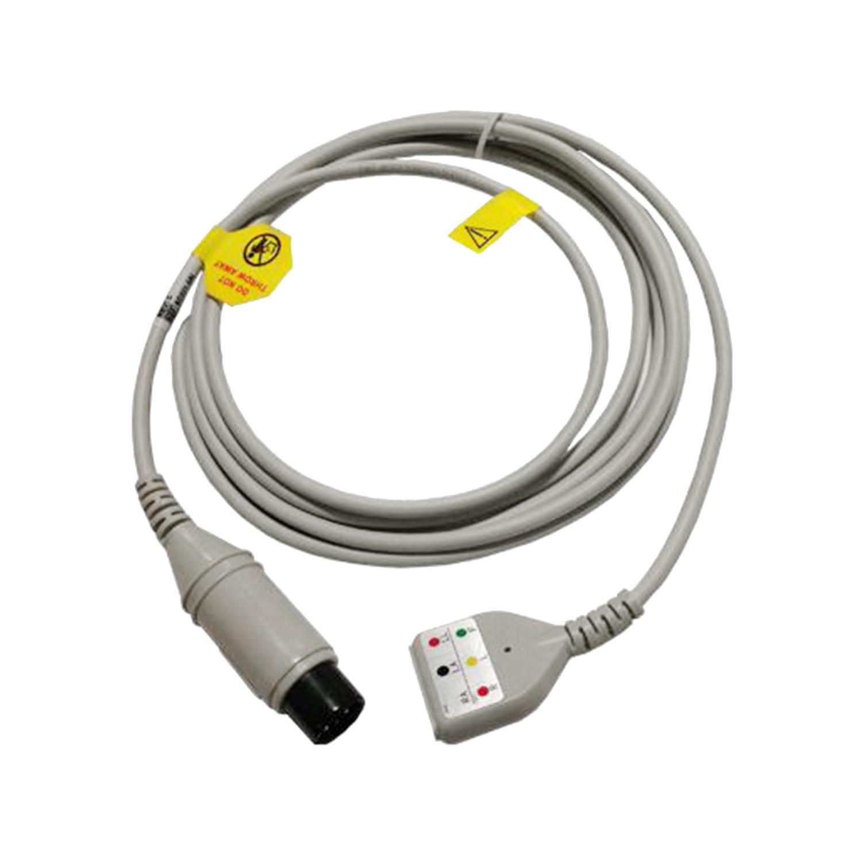 3 Lead ECG Patient Cable for Avante Waveline Series