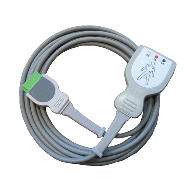 3-Lead Patient Cable for Marquette Eagle Series Patient Monitors