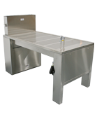 Stainless Steel Necropsy Tables