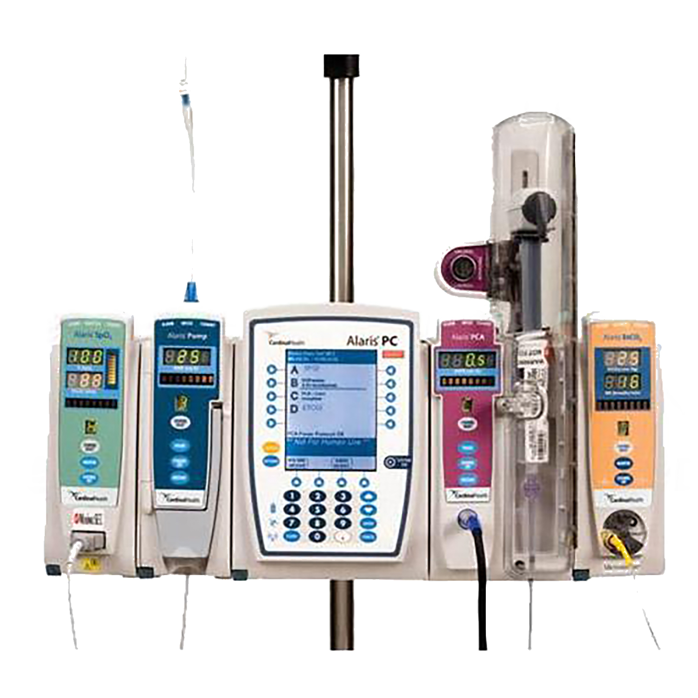 Alaris Medfusion PC System Infusion Pump