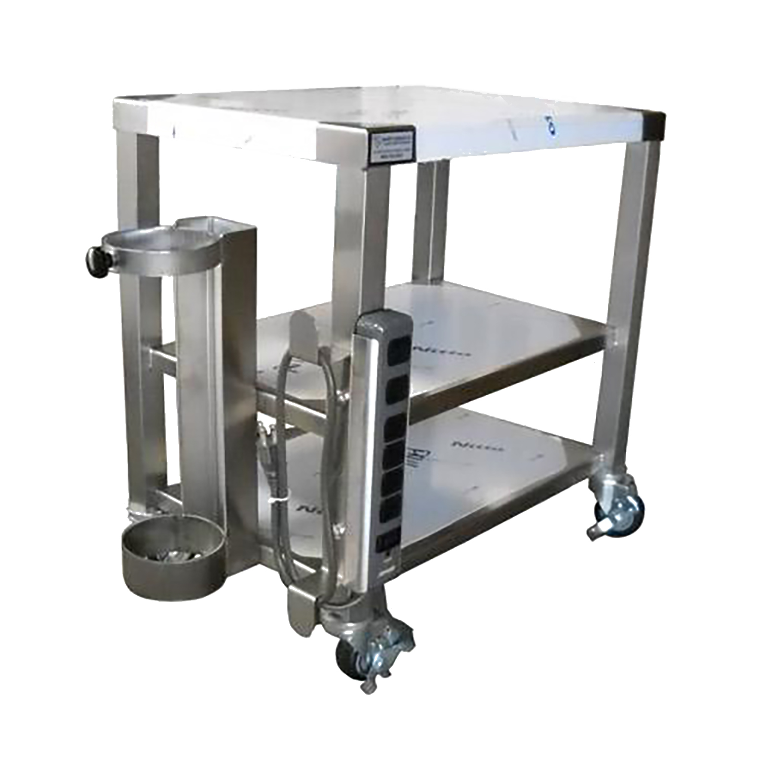 Avante Small ER Equipment Cart