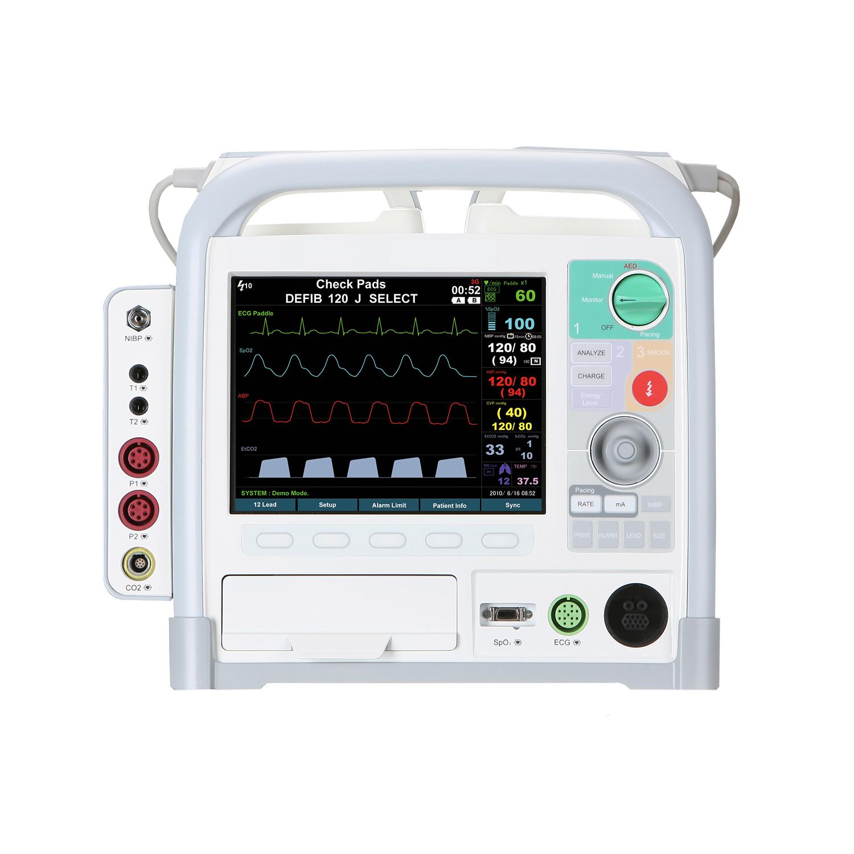 Avante VidaStat DM Biphasic Defibrillator with ECG Monitoring