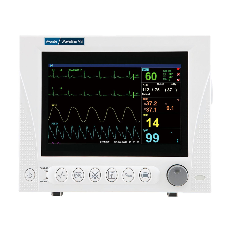Avante Waveline VS Veterinary Monitor