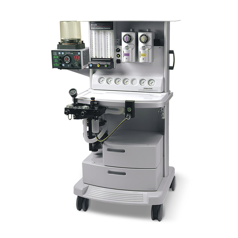 Avante Integra SP II Anesthesia Machine