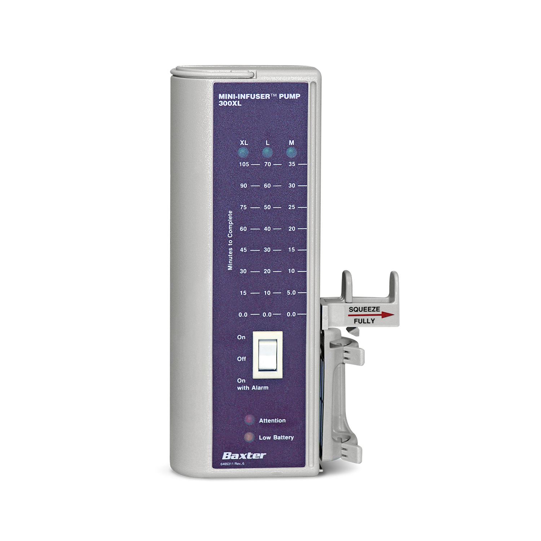 Baxter 300XL Variable Rate Syringe Pump